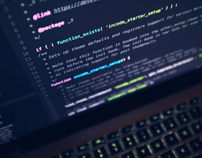 code web